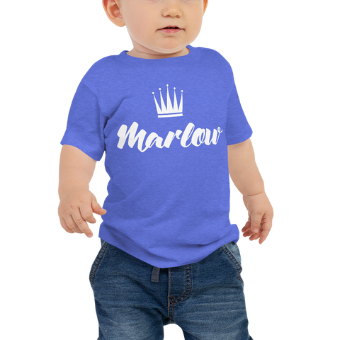 Marlow Logo Infant Tee
