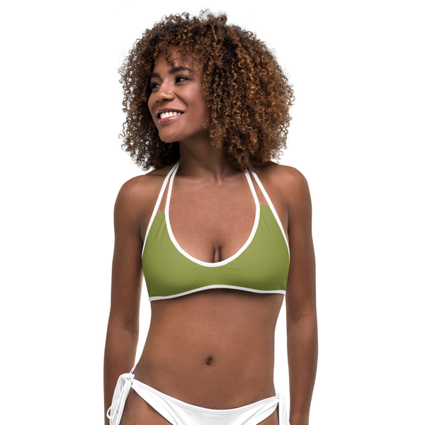 Pepper Stem Reversible Bikini Top