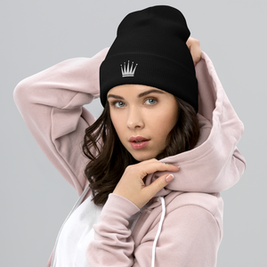 Marlow Crown Cuffed Beanie