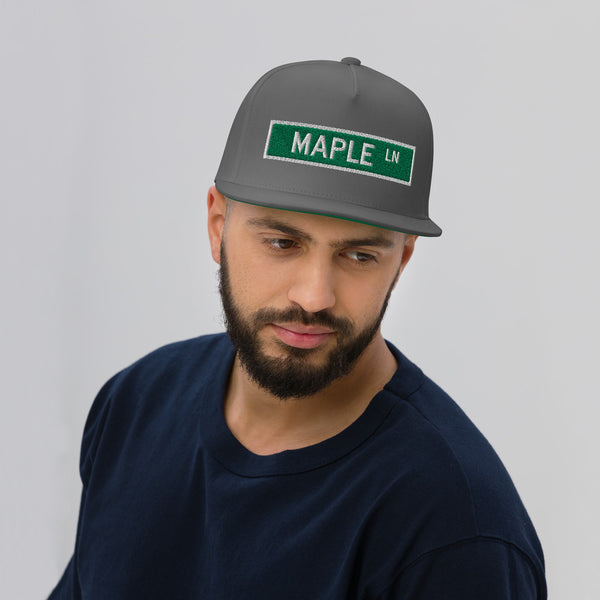 Maple Lane Snapback