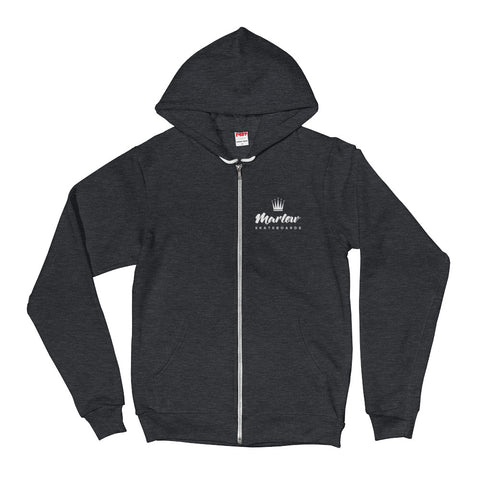 Ladies' Marlow Skateboards Zip-up Hoodie