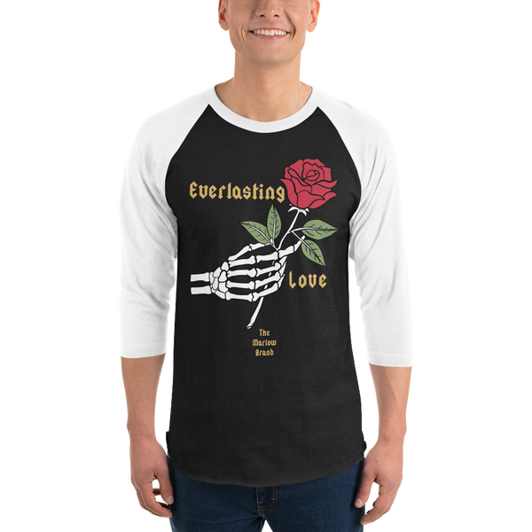 Everlasting Love Baseball Tee