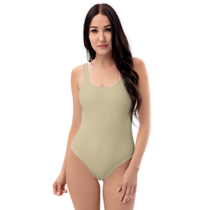 Soybean One-Piece Swimsuit