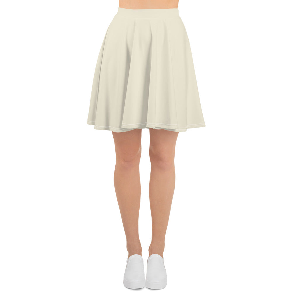 Sweet Corn Skater Skirt