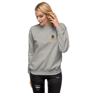 Gold Magic Fleece Crew Neck