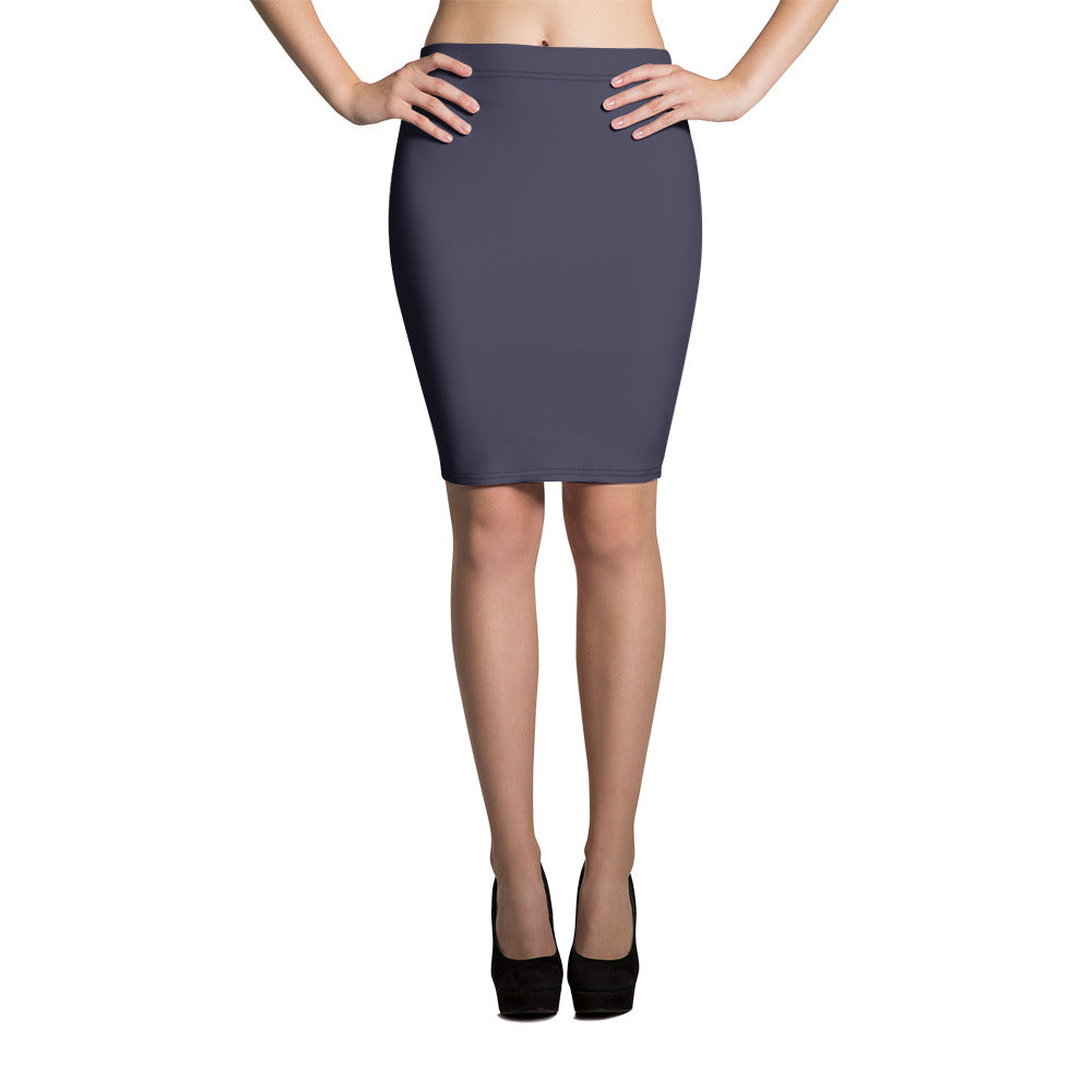 Eclipse Pencil Skirt