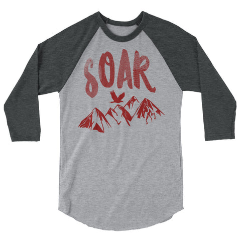 Women's Soar Baseball Tee