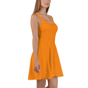 Turmeric Skater Dress