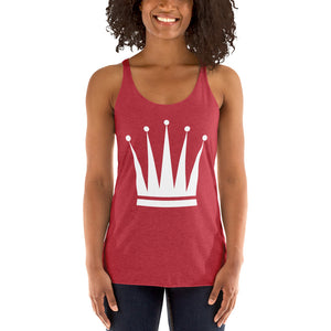 Crown Logo Racerback Tank