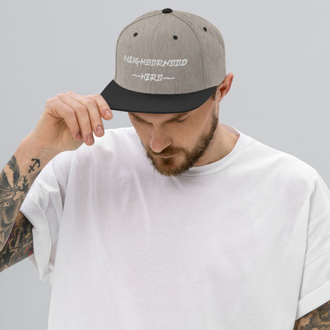 Neighborhood Hero Snapback