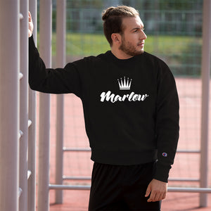 Marlow Crown Logo Champion Crewneck Sweatshirt