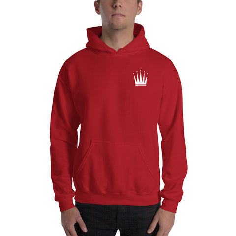 Marlow Crown Embroidered Hoodie