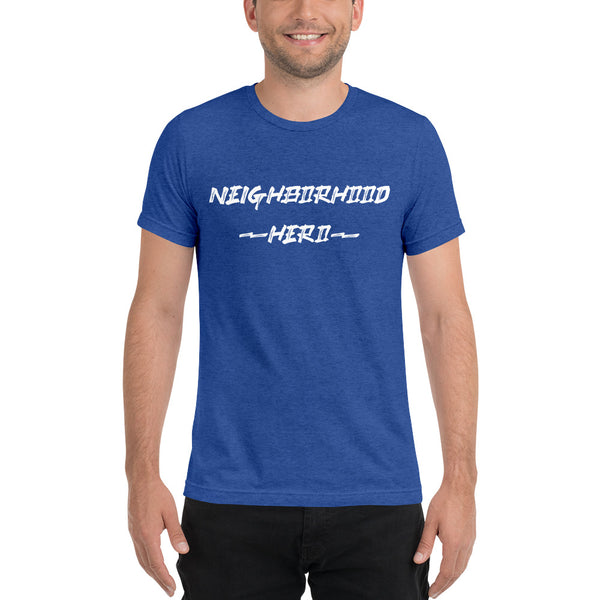 Neighborhood Hero Tri-Blend Tee