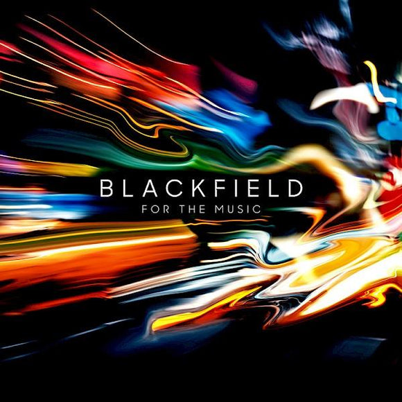 Blackfield - For The Music CD/LP