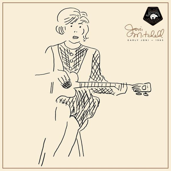 Joni Mitchell - Early Joni (1963) LP