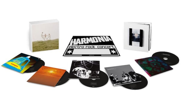 Harmonia - Completed Works 5CD