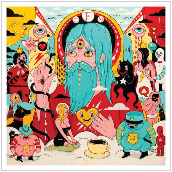 Father John Misty - Fear Fun CD/LP