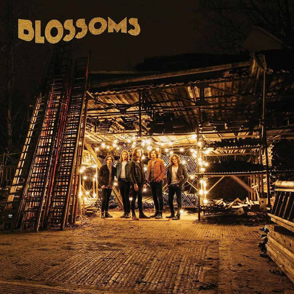 Blossoms ‎- Blossoms CD