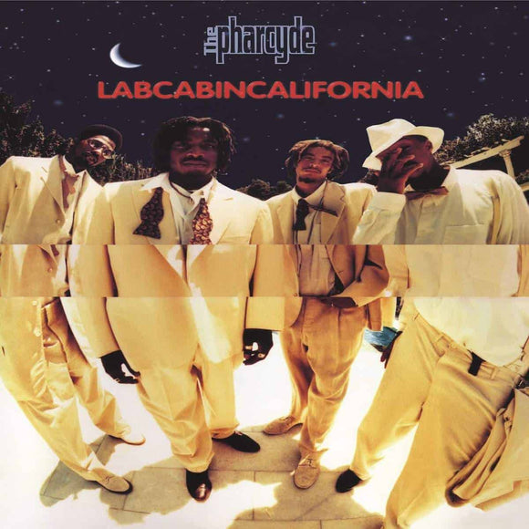 The Pharcyde - Labcabincalifornia 2LP