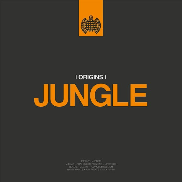 Various Artists - [ Origins ] Jungle 2LP