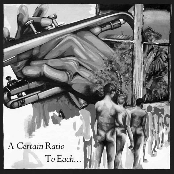 A Certain Ratio - To Each... 2LP