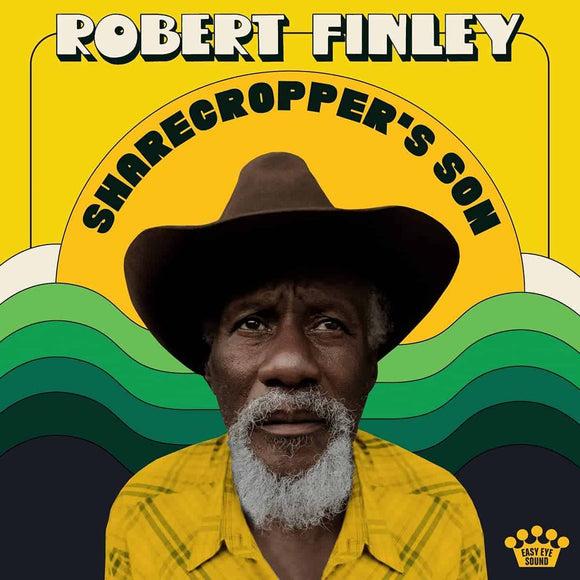 Robert Finley - Sharecropper's Son CD/LP