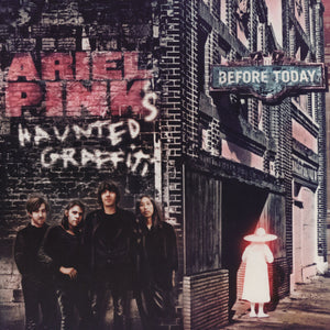 Ariel Pink's Haunted Graffiti ‎- Before Today CD