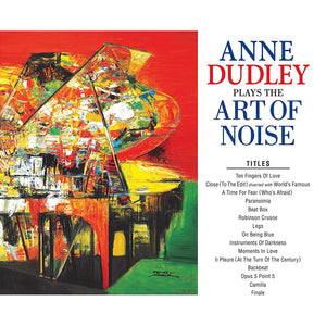 Anne Dudley ‎- Anne Dudley Plays The Art Of Noise CD