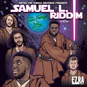 Ezra Collective - Samuel L.Riddim/Dark Side Riddim LP