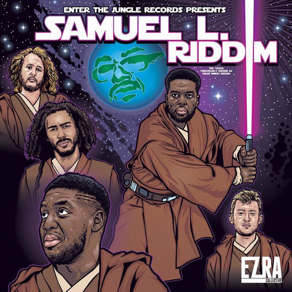 Ezra Collective - Samuel L. Riddim / Dark Side Riddim 12
