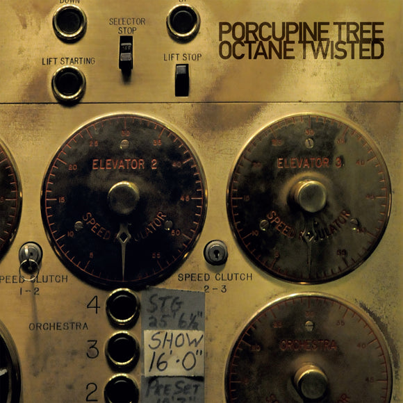 Porcupine Tree - Octane Twisted 2CD+DVD