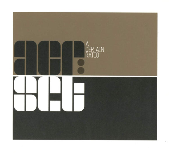 A Certain Ratio ‎– acr:set CD