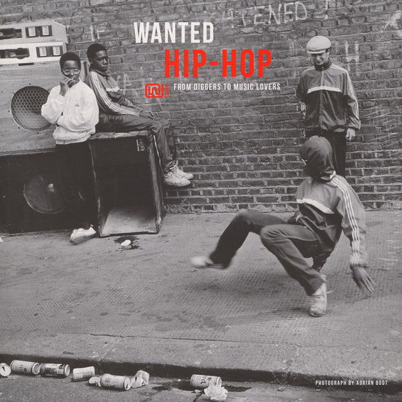 Various Artists - Wanted: Hip-Hop LP