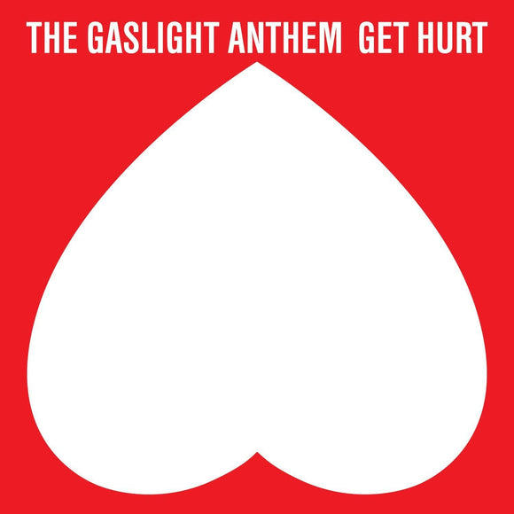 The Gaslight Anthem ‎- Get Hurt [Deluxe] CD