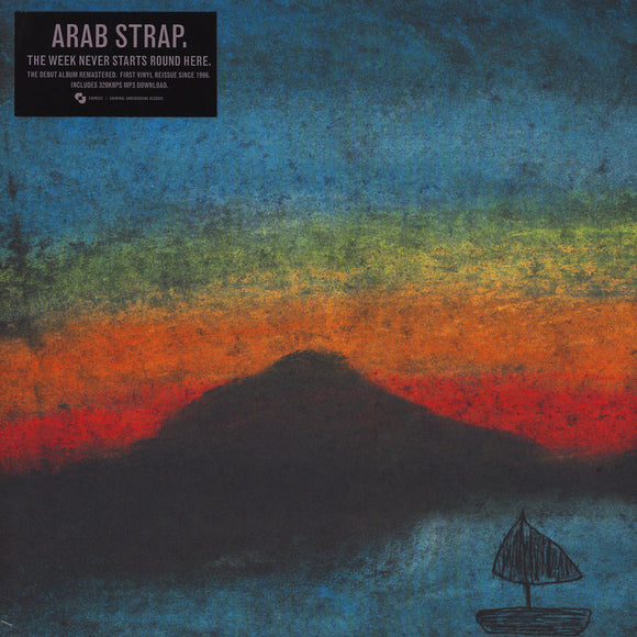 Arab Strap - The Week Never Starts Round Here LP