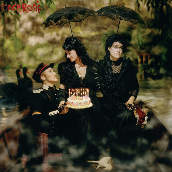 CocoRosie ‎- The Adventures Of Ghosthorse And Stillborn CD