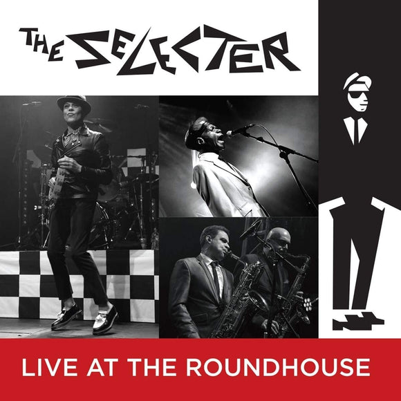 The Selecter ‎- Live At The Roundhouse 2LP