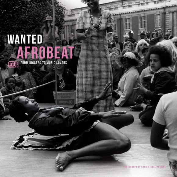 Various Artists - Wanted: Afrobeat LP