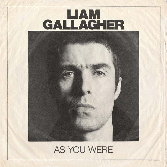 Liam Gallagher ‎- As You Were CD