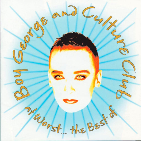 Boy George And Culture Club ‎- At Worst... The Best Of CD