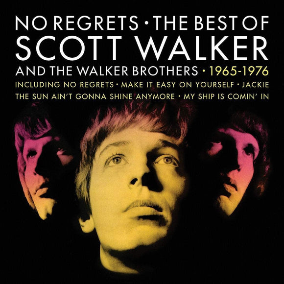 Scott Walker / The Walker Brothers - No Regrets: The Best Of (1965-1976) 2LP