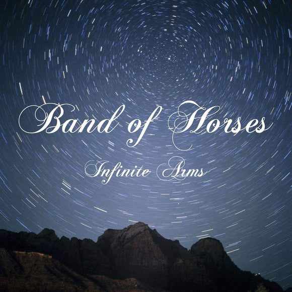 Band Of Horses ‎- Infinite Arms CD
