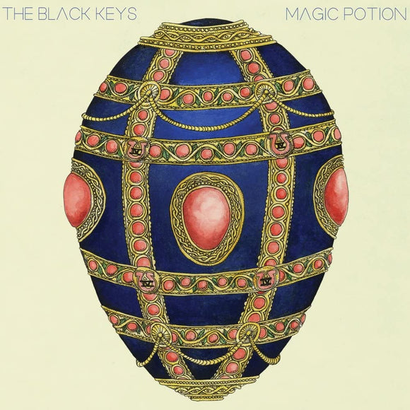 The Black Keys ‎- Magic Potion CD