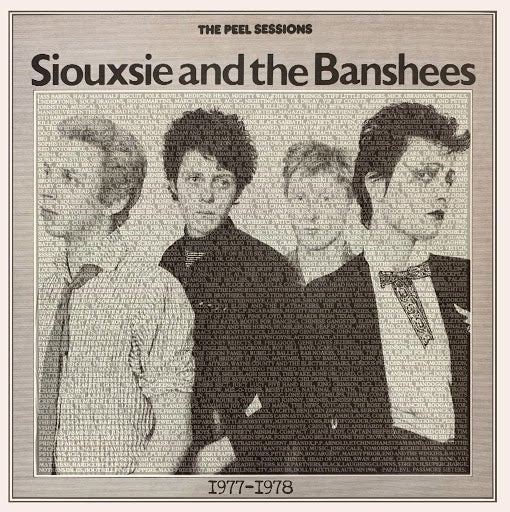 Siouxsie And The Banshees - The Peel Sessions 1977-1978 LP