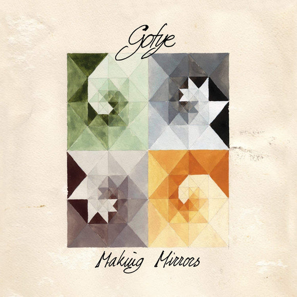 Gotye ‎- Making Mirrors CD