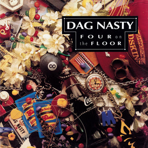 Dag Nasty - Four On The Floor LP