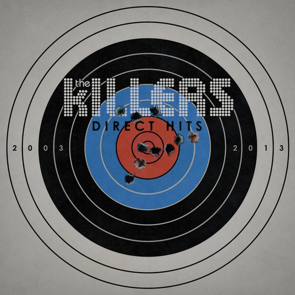 The Killers - Direct Hits LP