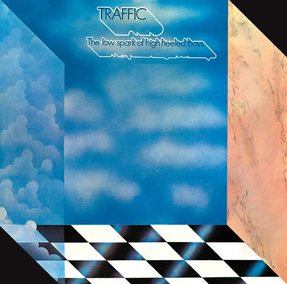 Traffic - The Low Spark Of High Heeled Boys LP