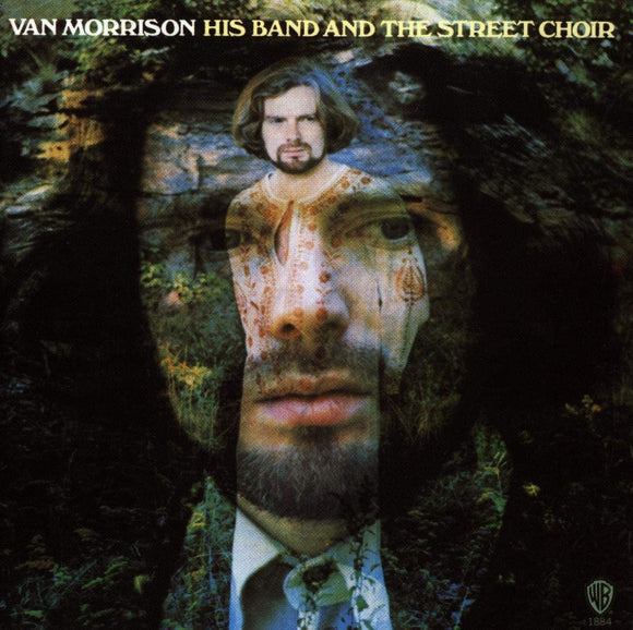 Van Morrison - His Band And The Street Choir LP