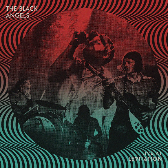 The Black Angels - Live At Levitation LP